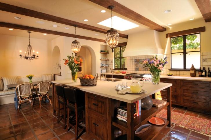 Spanish Style Kitchen Best Home Decoration World Class